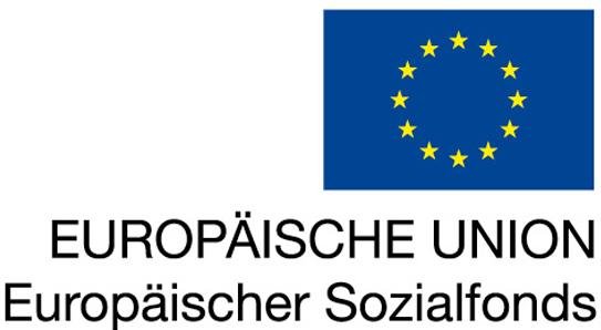 EU-Sozialfonds Logo