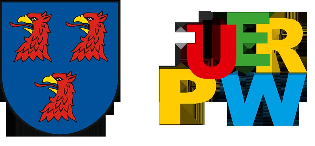 Logo Partnerschaft für Demokratie Pasewalk